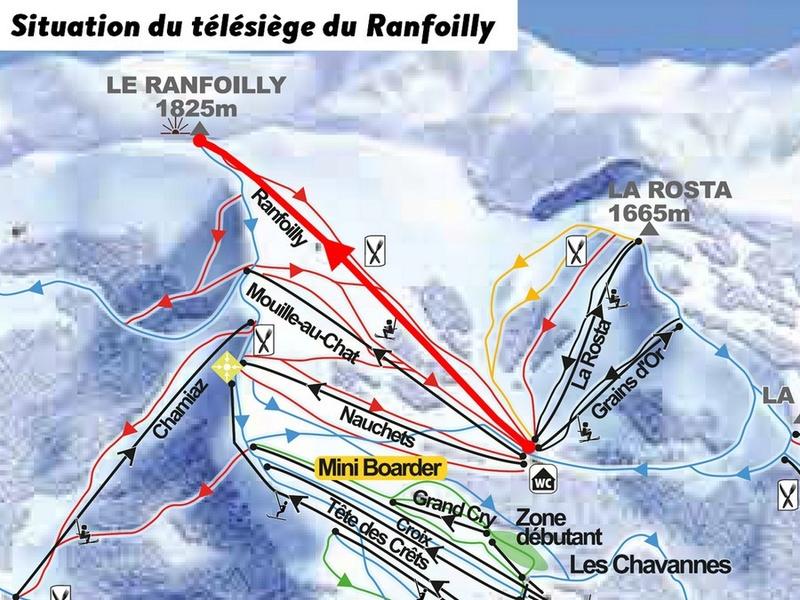 Construction du télésiège débrayable 6 places (TSD6) du Ranfoilly - Les Gets (Portes du Soleil) Pdpran10
