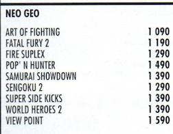 Pop n Hunter : Proto NEOGEO jamais sorti ? Screen17