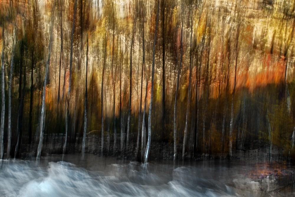 un filé d'automne, les pieds dans l'eau  Moniqu10