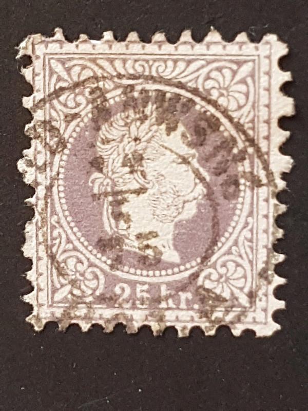 Freimarken-Ausgabe 1867 : Kopfbildnis Kaiser Franz Joseph I - Seite 17 Ga_pol10