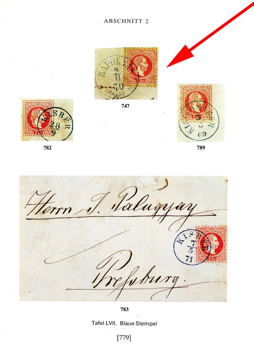 Freimarken-Ausgabe 1867 : Kopfbildnis Kaiser Franz Joseph I - Seite 17 Kapoln12