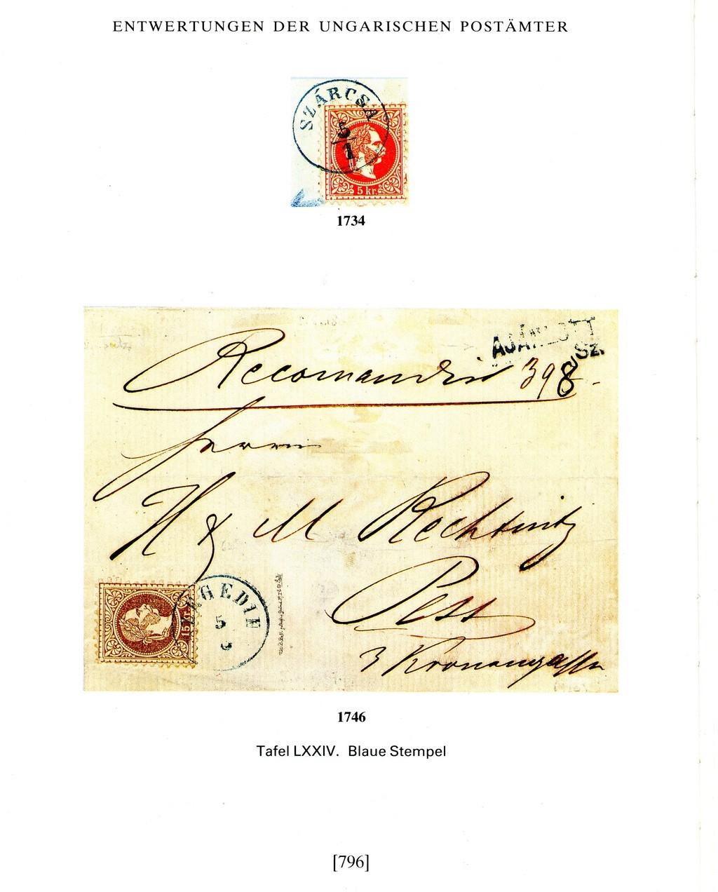 Freimarken-Ausgabe 1867 : Kopfbildnis Kaiser Franz Joseph I - Seite 18 Z01910