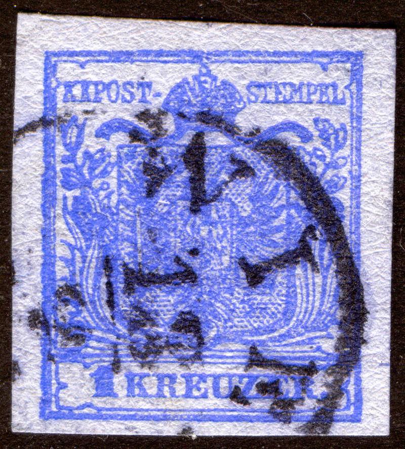Die erste Österreichische Ausgabe 1850 - Seite 13 Z071_k10