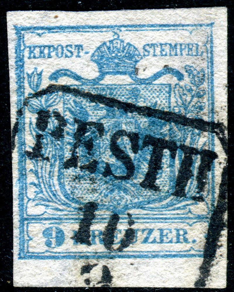 Die erste Österreichische Ausgabe 1850 - Seite 14 Z08310