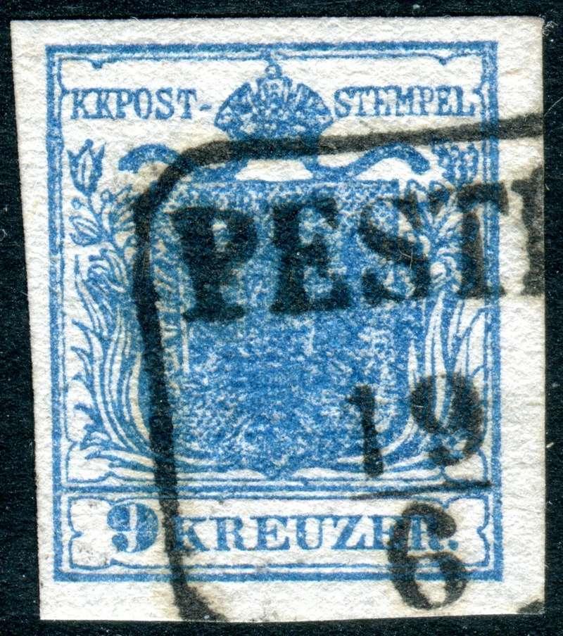 Die erste Österreichische Ausgabe 1850 - Seite 14 Z08810
