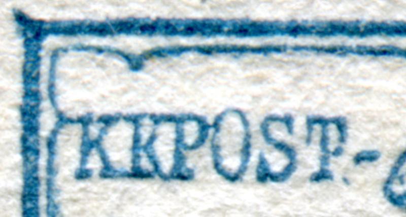 Die erste Österreichische Ausgabe 1850 - Seite 14 Z09610