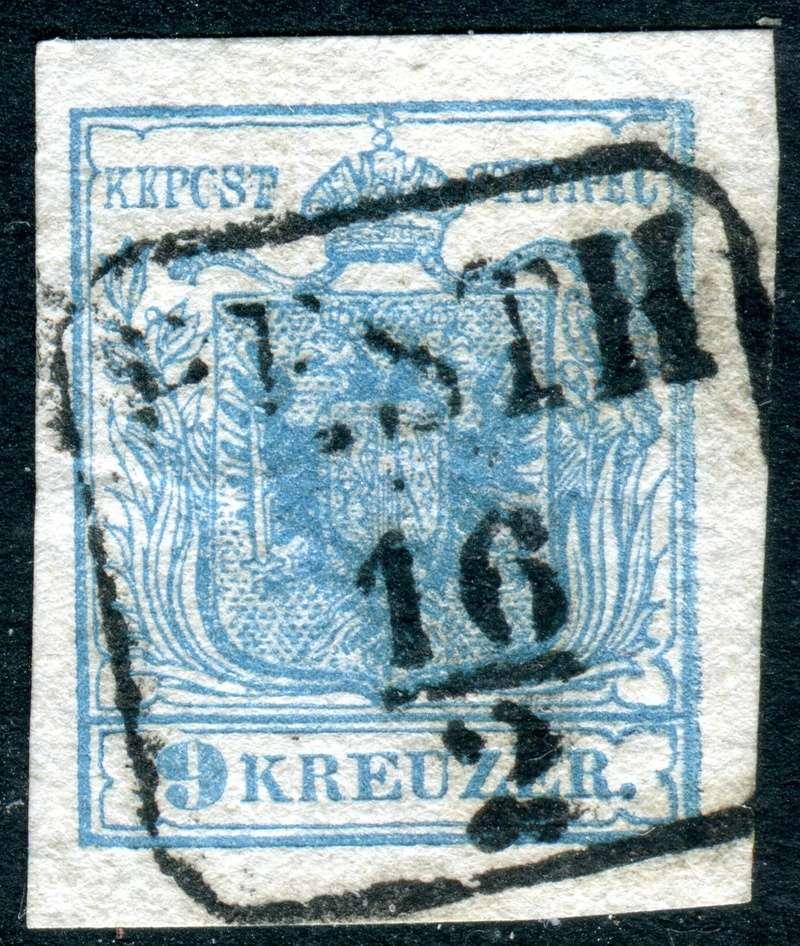 Die erste Österreichische Ausgabe 1850 - Seite 14 Z10810