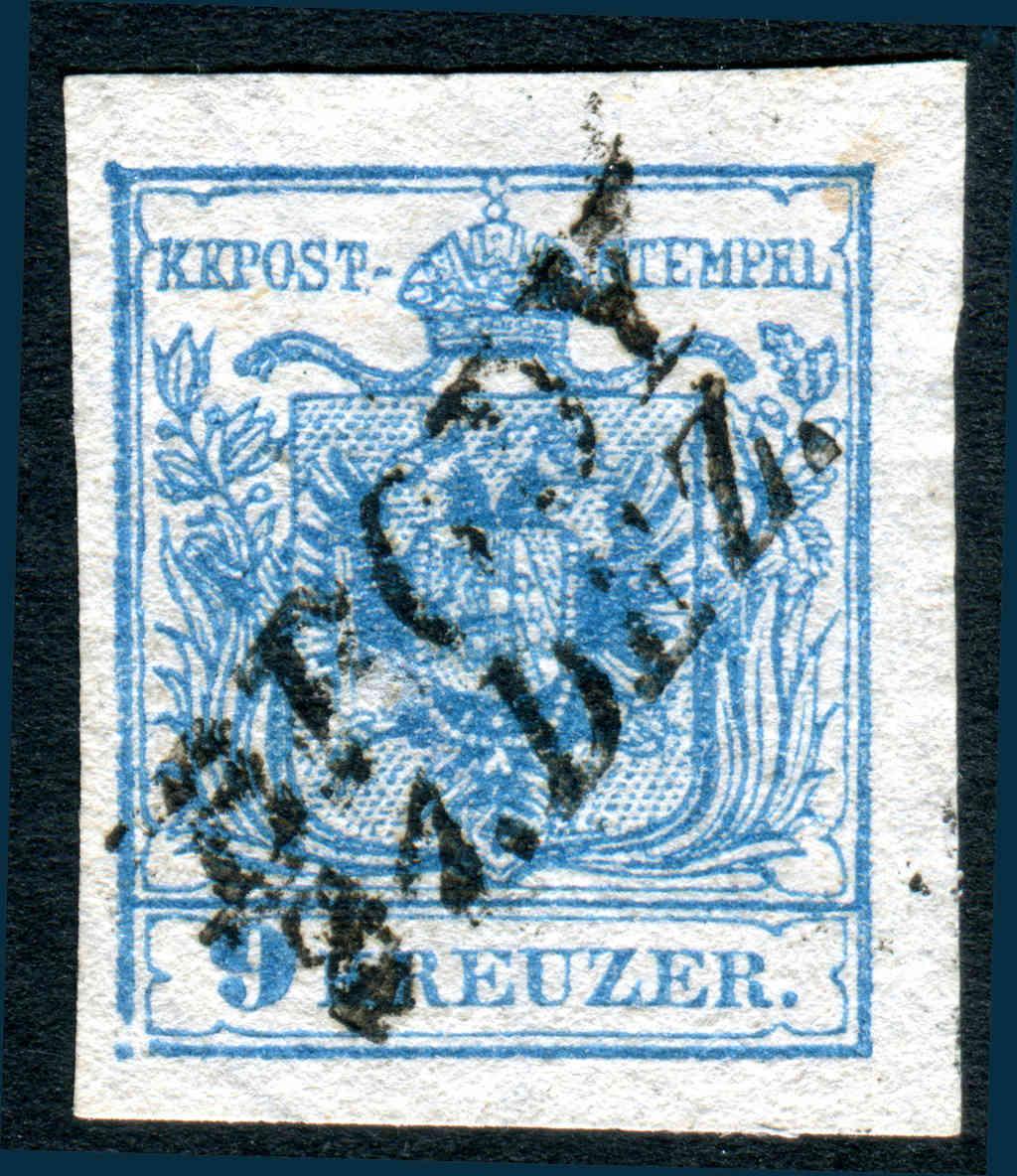 Die erste Österreichische Ausgabe 1850 - Seite 14 Z11710