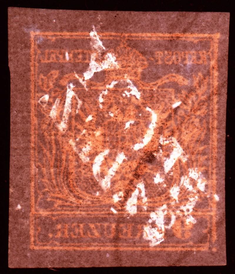 Die erste Österreichische Ausgabe 1850 - Seite 14 Z11910