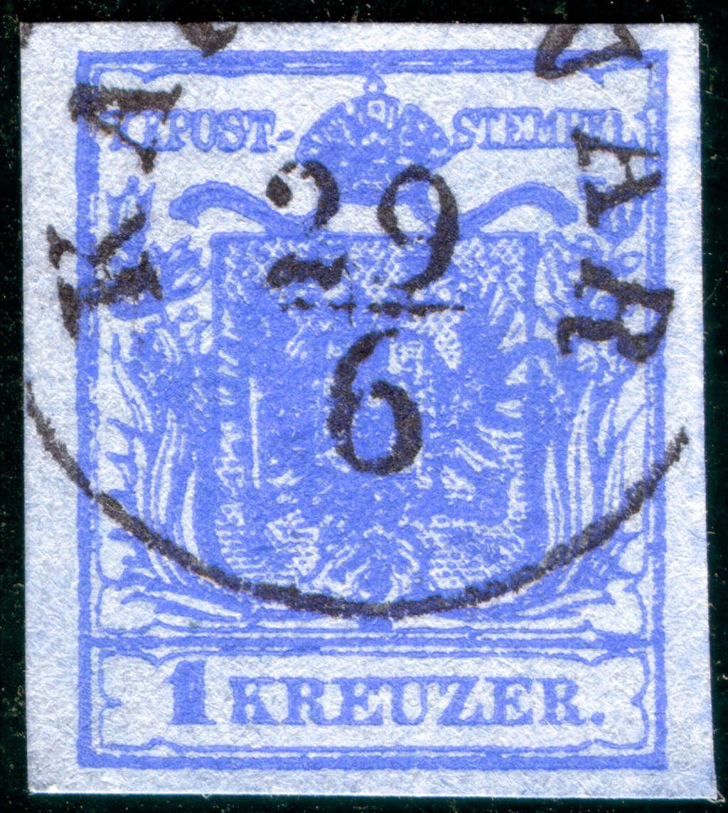 Die erste Österreichische Ausgabe 1850 - Seite 14 Z123x10