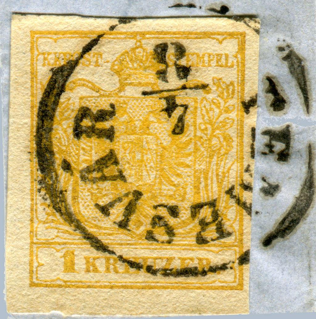 Die erste Österreichische Ausgabe 1850 - Seite 14 Z12510