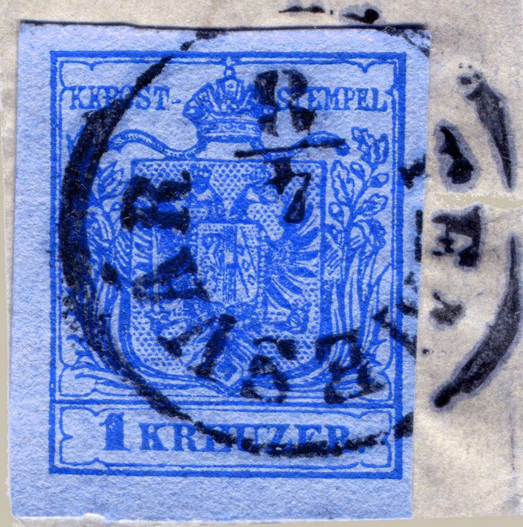 Die erste Österreichische Ausgabe 1850 - Seite 14 Z125x10