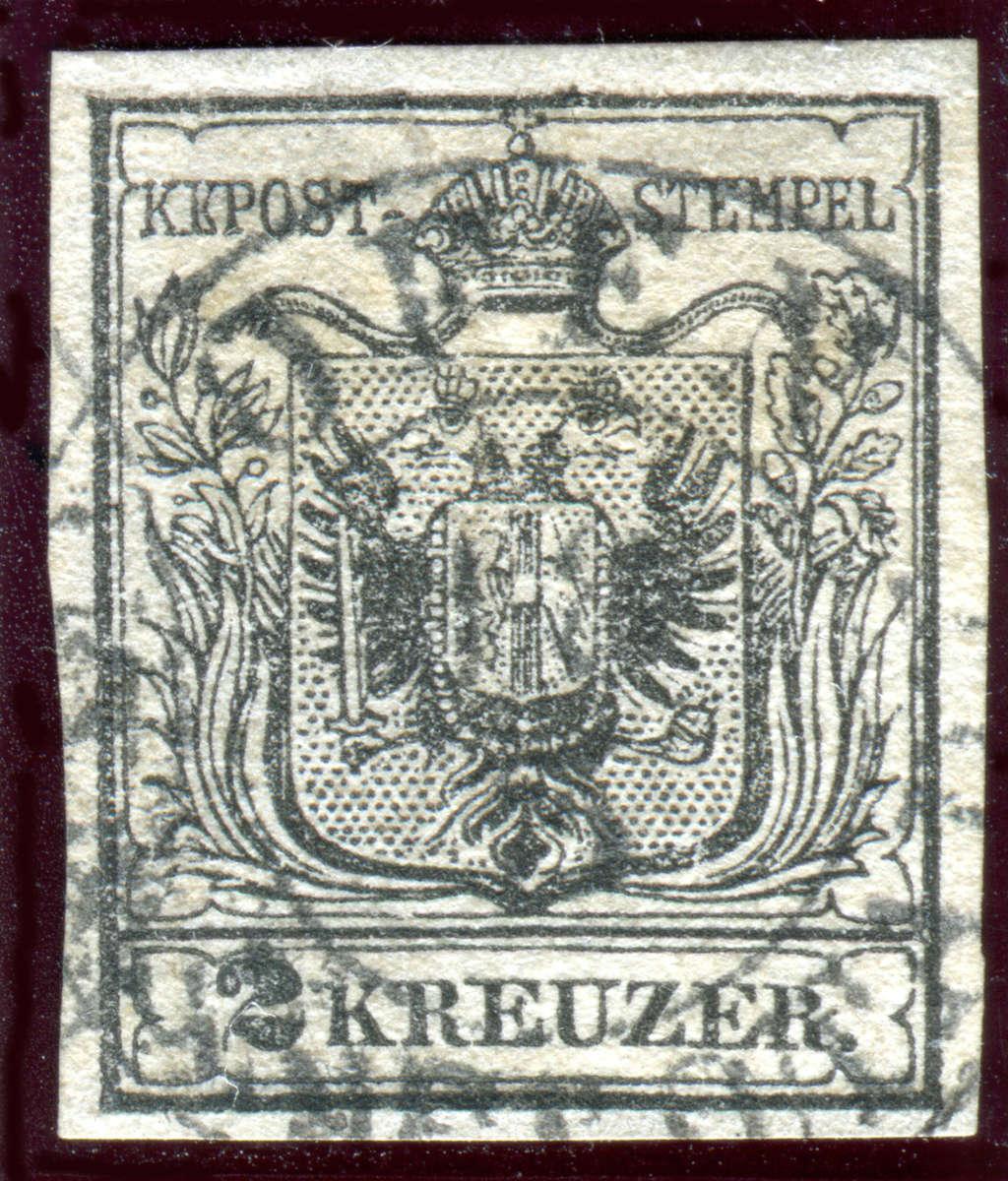 Die erste Österreichische Ausgabe 1850 - Seite 14 Z12710