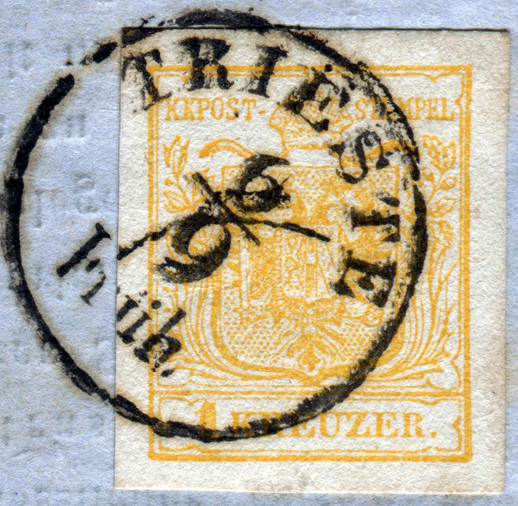 Die erste Österreichische Ausgabe 1850 - Seite 14 Z12910