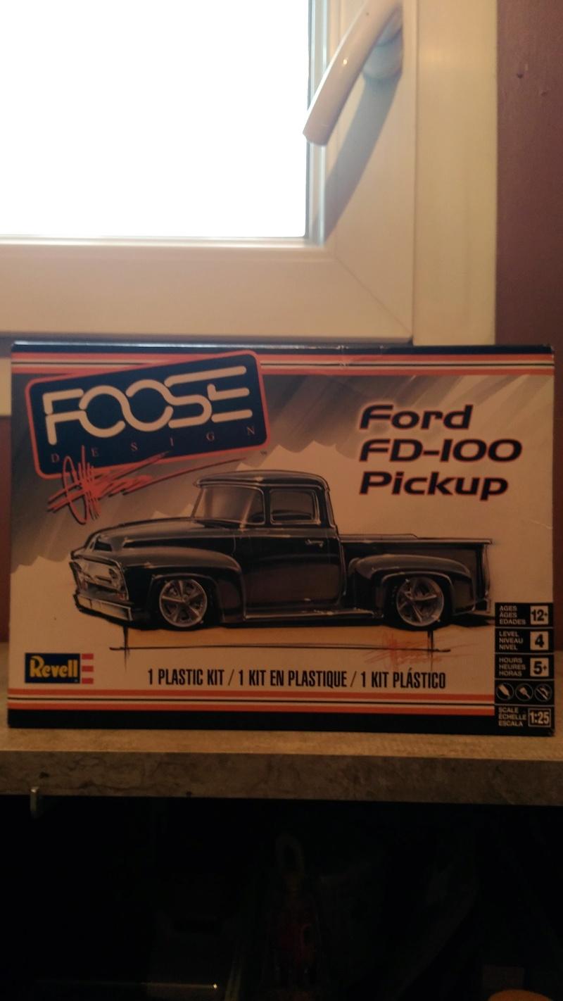 Ford F 100 Foose à ma sauce THE END ! MAJ soleil ! P_201714
