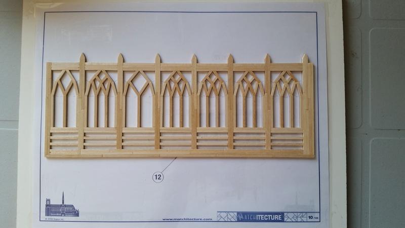 Matchitecture: Cathédrale Notre-Dame-de-Paris Plan_110