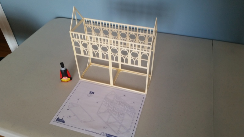 Matchitecture: Cathédrale Notre-Dame-de-Paris Plan_512