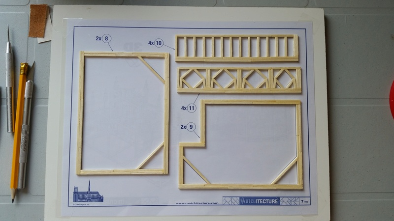 Matchitecture: Cathédrale Notre-Dame-de-Paris Plan_710