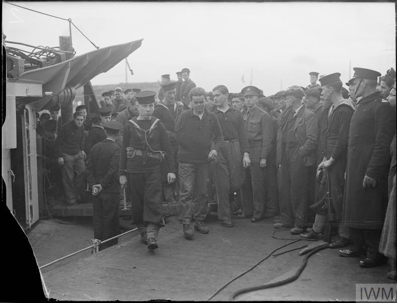 Redditions de U-Boots : actualités et reconstitution 23p10