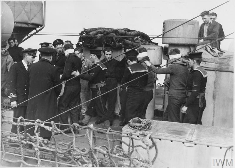 Redditions de U-Boots : actualités et reconstitution 24p10