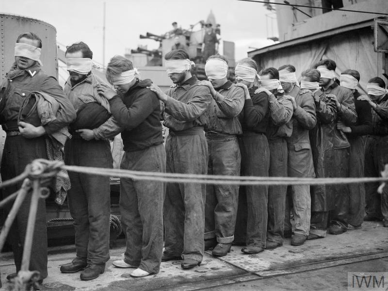 Redditions de U-Boots : actualités et reconstitution 25p10