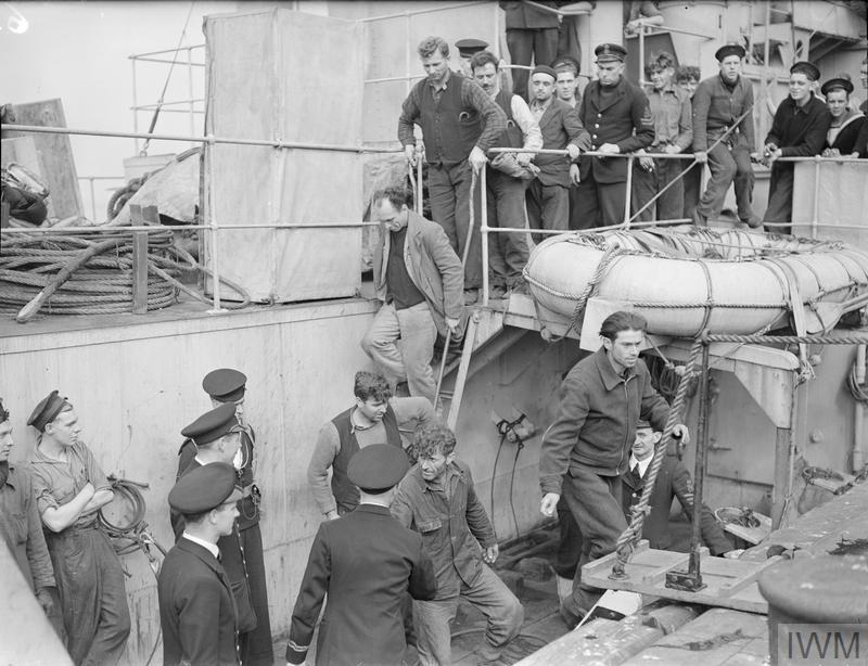 Redditions de U-Boots : actualités et reconstitution 27p10