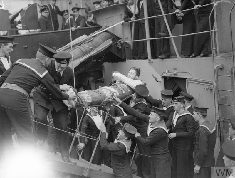 Redditions de U-Boots : actualités et reconstitution 29p10