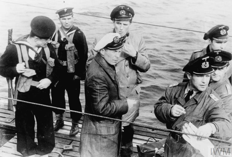 Redditions de U-Boots : actualités et reconstitution 30p10