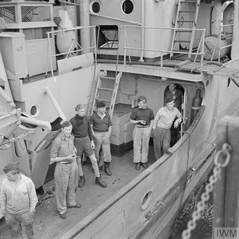 Redditions de U-Boots : actualités et reconstitution 31p10