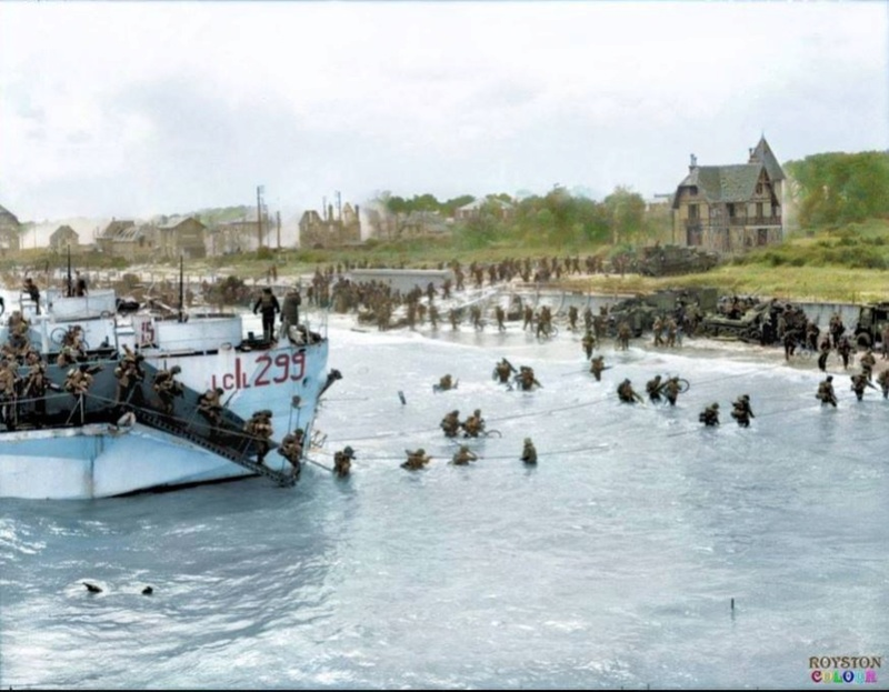 Bernieres sur Mer DDAY 1944 Juno Beach Bernie10