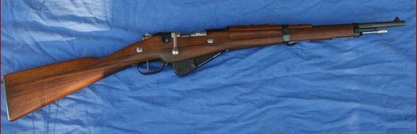 Le mousqueton Berthier modele 1916 Bert110
