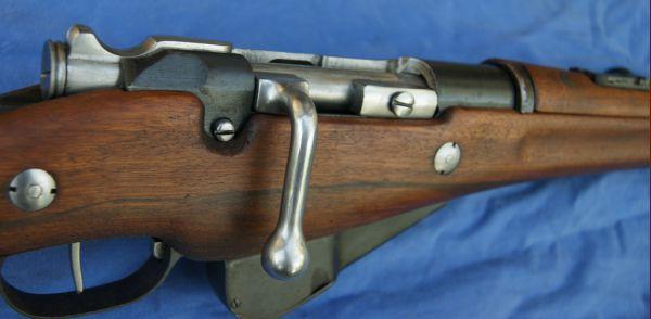 Le mousqueton Berthier modele 1916 Bert210