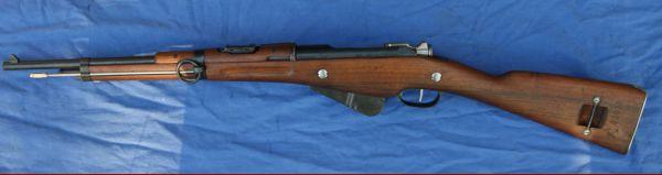 Le mousqueton Berthier modele 1916 Bert410
