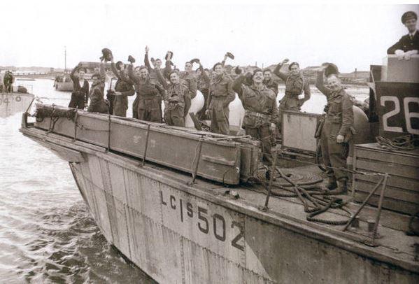 1er Bataillon de Fusiliers Marins Commando DDAY- Kieffer Comman14