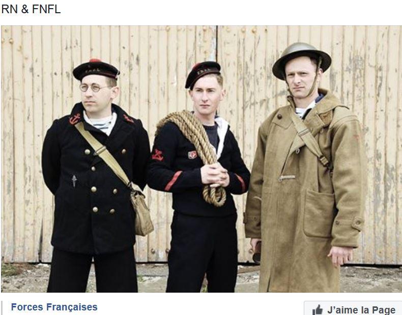 Le groupe FNFL Forces Francaises... Fn110