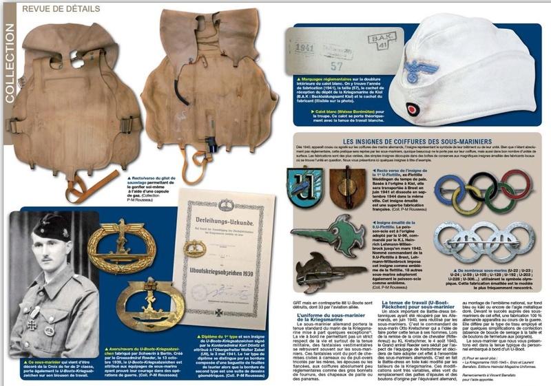 Uniformes n°281 /2012 - le sous-marinier allemand 1942 Page_410