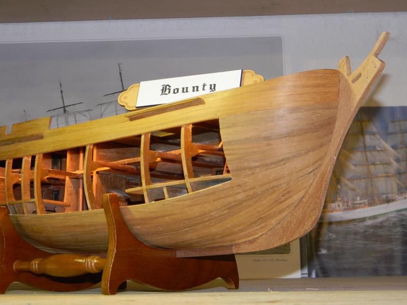 HMS Bounty 1:46 delPrado Ausg_611