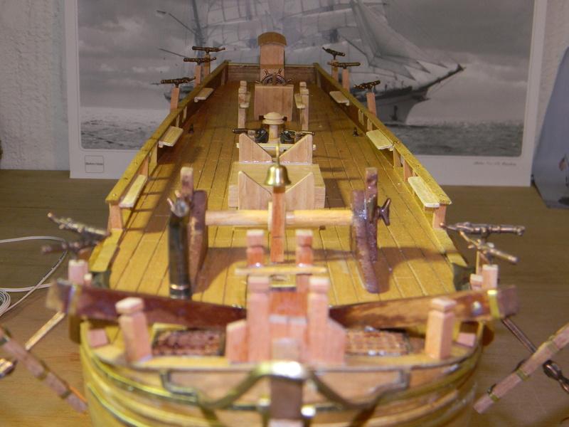 HMS Bounty 1:46 delPrado Ausg_714