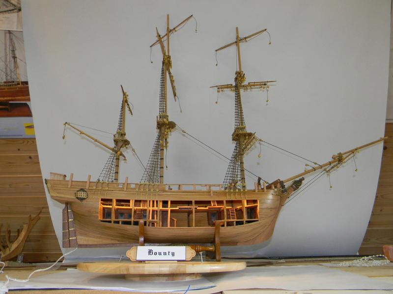 HMS Bounty 1:46 delPrado Ausg_925