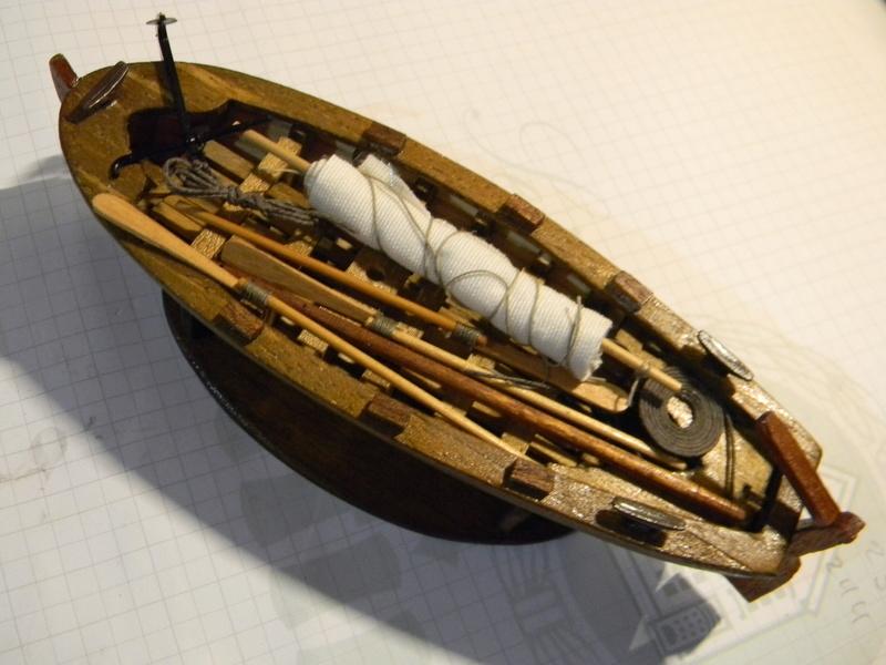 HMS Bounty 1:46 delPrado Dscn5511