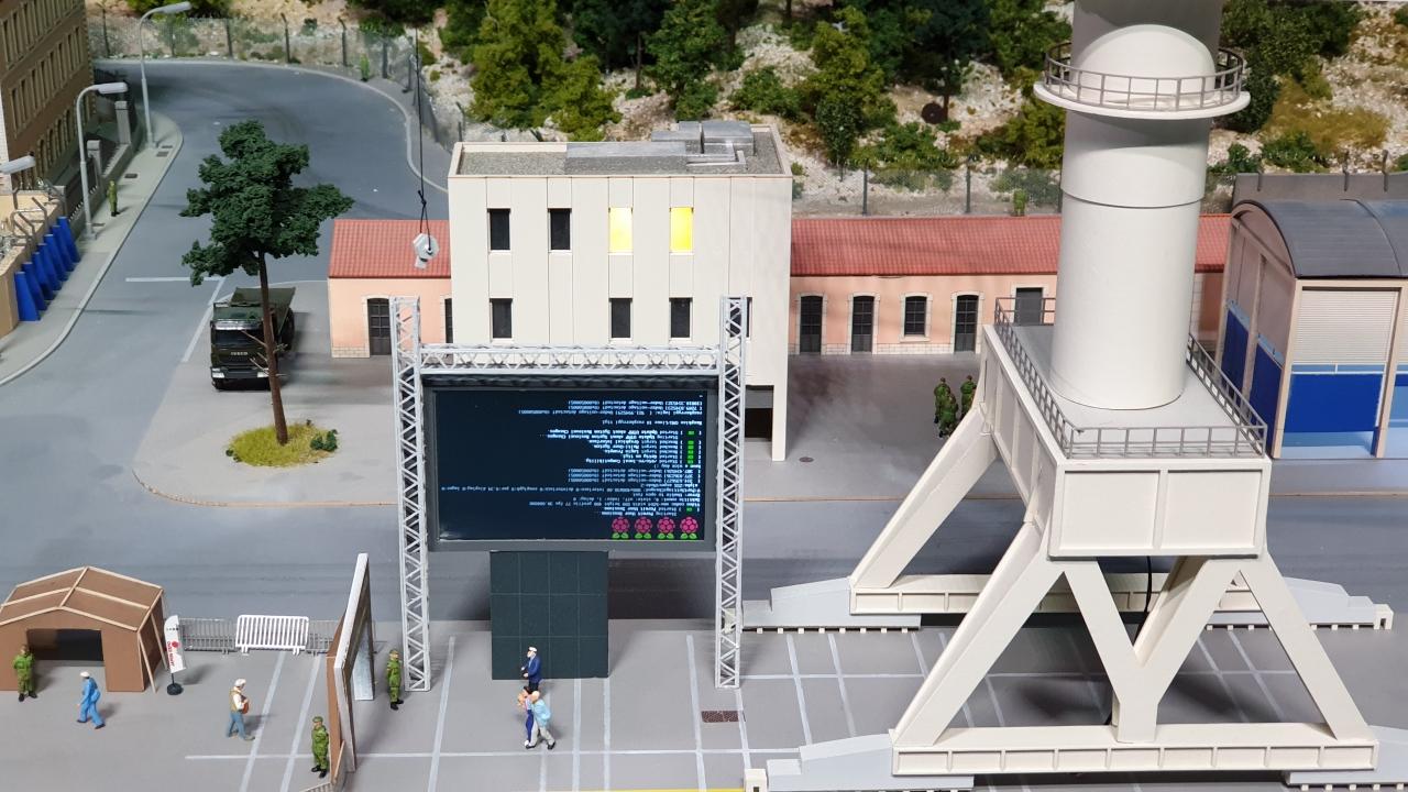 Août 21 : Ma visite à Mini-World Côte d'Azur 20210810