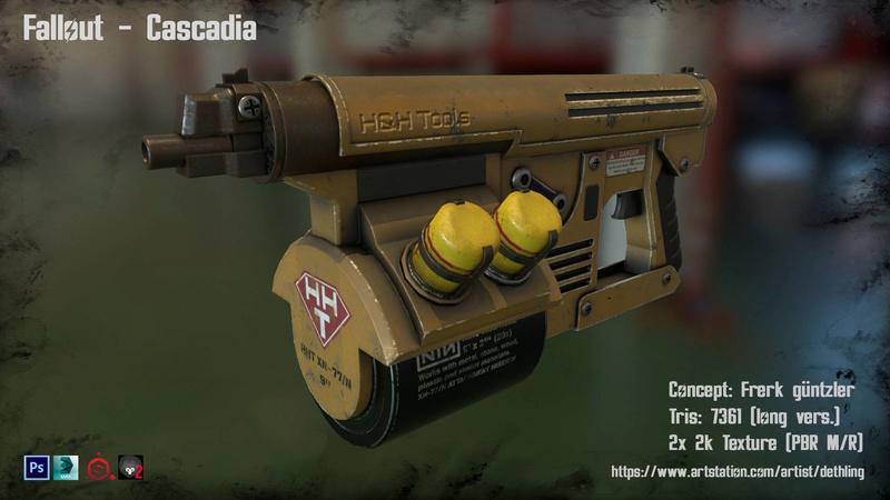 Fallout Cascadia [FO4] 20121110