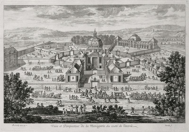La Ménagerie Royale de Versailles - Page 2 Andrel10