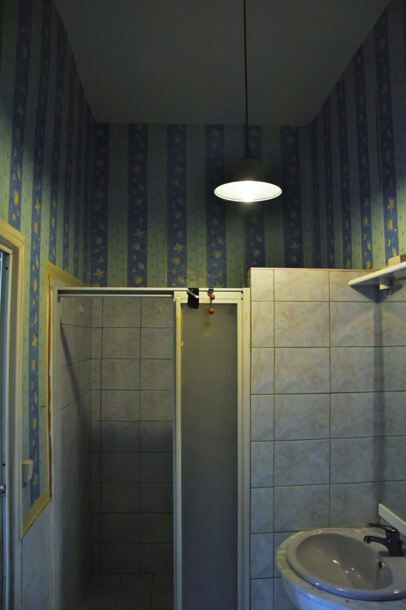 Pose d'un plancher de rangement au dessus de la salle de bain Dsc_1112