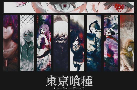 Tokyo Ghoul RPG