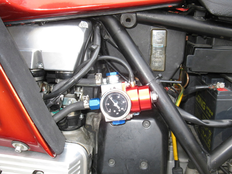 fuel pressure regulator Img_3113