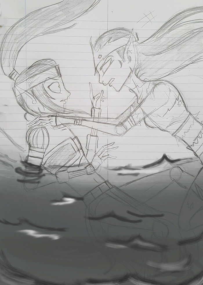 Evie's First ElfQuest Tale Tokill10