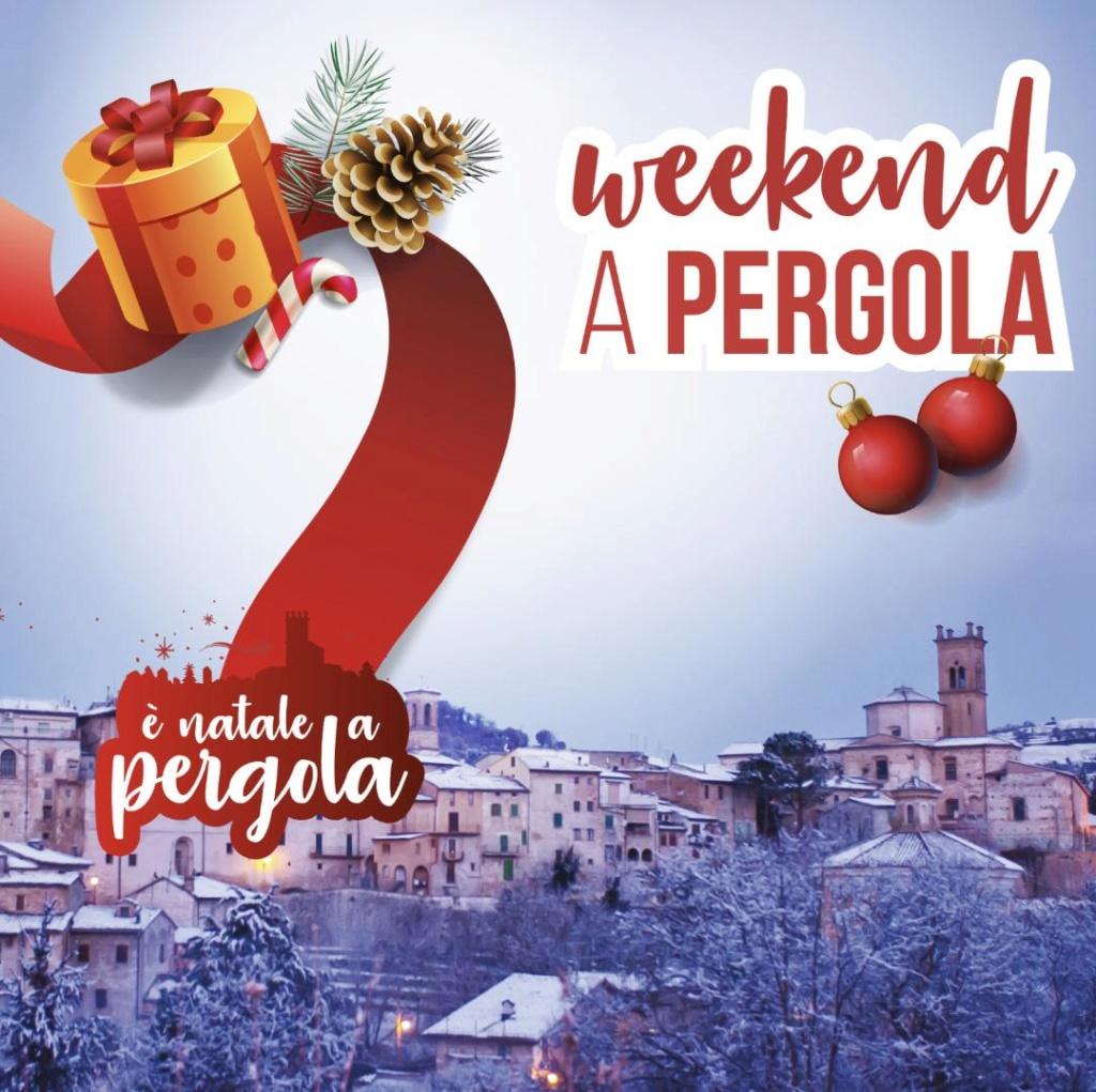 Festività di Natale, week-end a Pergola uno dei borghi più belli d'Italia Weeken10