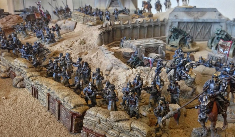 W40K : Death Korps chez Forge World Overvi10