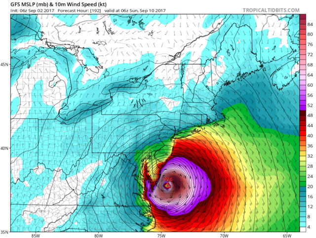 Tracking Hurricane Irma - Page 5 Gfs_ms11